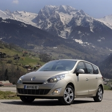 Renault Scénic III 1.5 dCi 110hp FAP ECO2 AT EDC Luxe
