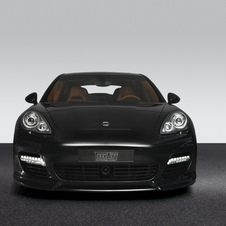 TechArt Panamera Aerokit