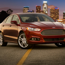 The Fusion will also get the new engine in North America
