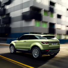 Land Rover Evoque 2.0 Si4 Dynamic 4WD Automatic