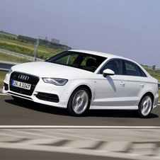Audi A3 Limousine 1.4 TFSI Attraction