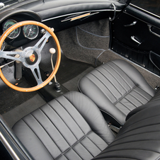 Porsche 356A 1600 Super Convertible D by Drauz