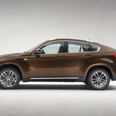 BMW Refreshed X6 for 2012