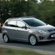 Ford Grand C-Max 2.0 TDCI 163 Titanium