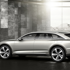 The new concept is the preview of the next-generation A6 Allroad that will arrive in 2017