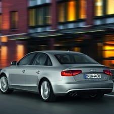 Audi A4 2.0 TDI multronic