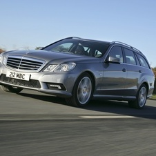 Mercedes-Benz E 200 CDI BlueEfficiency T-Modell Elegance