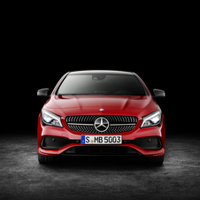 Mercedes-Benz CLA 200d