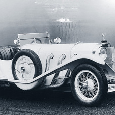 Mercedes-Benz 720 27/170/225 hp Model SSK