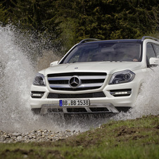 Mercedes sales have been especially strong in the US thanks to its SUVs