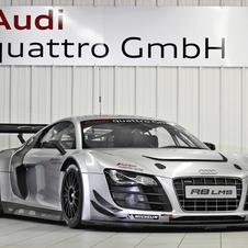 Audi Refines R8 LMS into Ultra Version with New Transmission and Optimized Systems