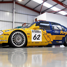 Ford Mondeo Super Tourer