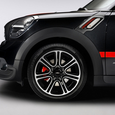 Mini John Cooper Works Countryman at Geneva with 218hp and All-Wheel Drive