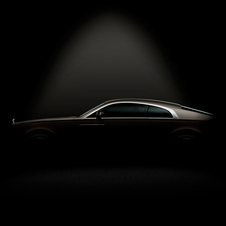The first image of the Wraith shows it in profile