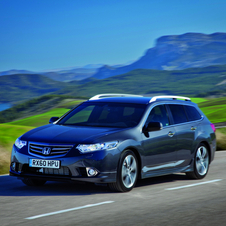 Honda Accord Tourer 2.2 i-DTEC Elegance Automatic