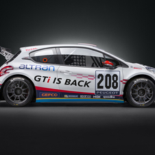 Peugeot selected one of its teams with a competition for racing drivers throughout Europe