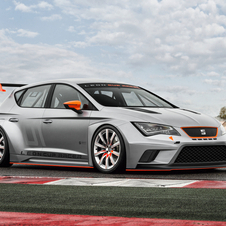 The Leon Racer is being developed for European racing