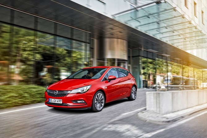 Opel Astra 1.6 CDTI Business Edition