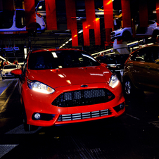 The new Fiesta also has torque steer mitigation and three-stage stability control