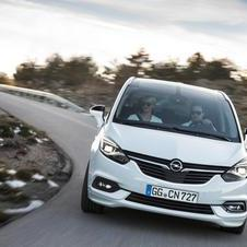Opel Zafira 1.4 Turbo Dynamic
