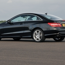Mercedes-Benz E500 Coupe Sport