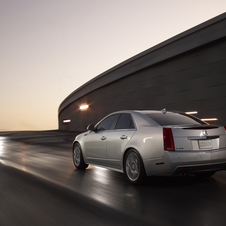 Cadillac CTS 3.0L Luxury