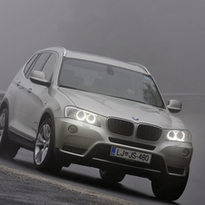 The X3 sDrive18d will be an entry-level luxury SUV