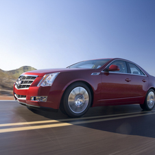 Cadillac CTS 3.0L Performance