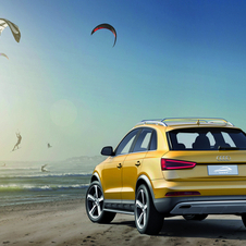 O Audi Q3 Jinlong Yufeng antecede o lançamento do modelo Q3 no mercado chinês no final do ano