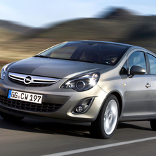 Opel posted its first increase in market share in 14 years