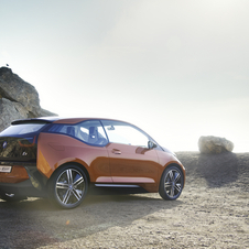 BMW leva a Los Angeles o i3 Concept Coupé