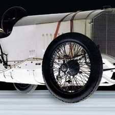 Mercedes Grand Prix Typ 115 hp