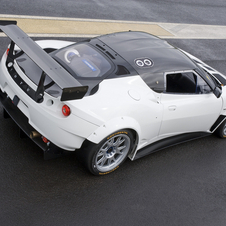 Lotus Racing Evora in US Grand-Am Series