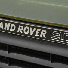 Land Rover Defender 90 Soft Top
