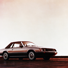 Ford Mustang Ghia Turbo