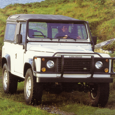 Land Rover Defender 90 NAS