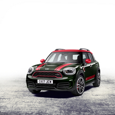 The new Countryman JCW is 13hp more powerful than its predecessor