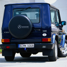 Mercedes-Benz G 300 Turbodiesel Station Wagon