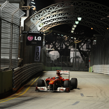 Singapore 2012 Qualifying: Vettel Takes 11th Pole of the Year