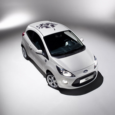Ford Ka 1.2i Tattoo