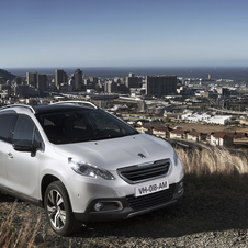Peugeot believes that the 2008 will be the most popular compact crossover in Europe