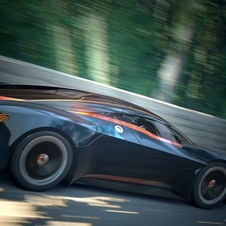 The design team and design engineers have had six months to come up with the design of the new GT6 racer