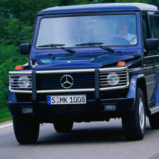Mercedes-Benz G 500 Station Wagon