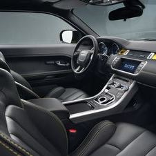 The interiors get unique trim