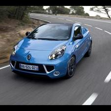 The Wind is based on the Renault Twingo