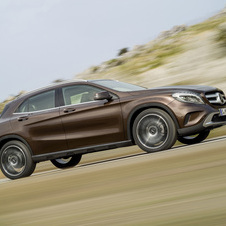 Mercedes-Benz GLA 200 Edition 1