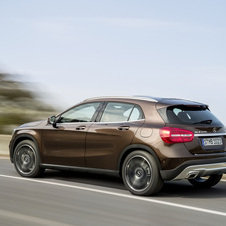 Mercedes-Benz GLA 250 Edition 1