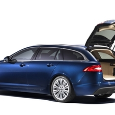 Jaguar XF Sportbrake Launching at Geneva