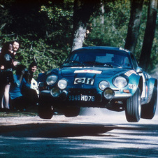 The Alpine A110 was a giant killer with a small, rear-mounted engine and low weight