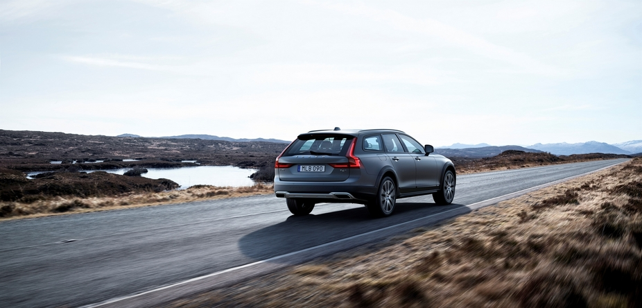 Volvo V90 Cross Country T5 AWD